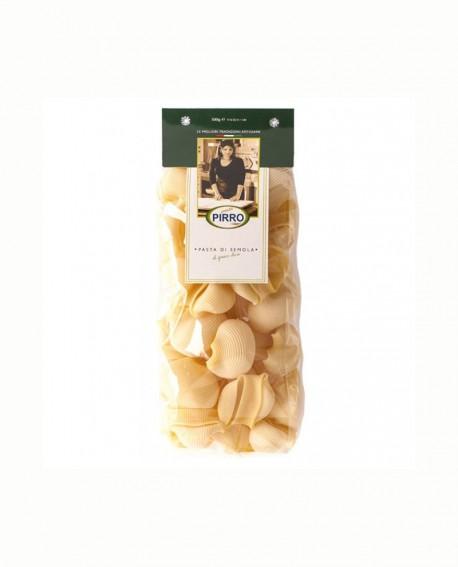 Conchiglioni - pasta di semola 500 gr - Pastificio Pirro