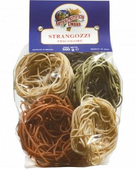 Strangozzi Tricolore 500 gr - Antico Pastificio Umbro Linea Tradizionale