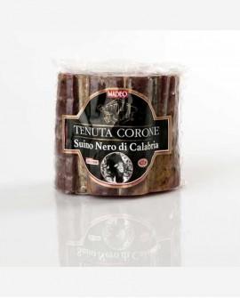 Capocollo di Suino Nero di Calabria 400 g Tenuta Corone - Salumificio Madeo