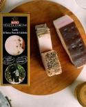 Lardo di Suino Nero di Calabria 1,5 kg Tentuta Corone - Salumificio Madeo