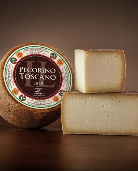 Il Pecorino Toscano DOP p.s.d. Gran Rriserva 2,3-2,5 kg - Caseificio Busti