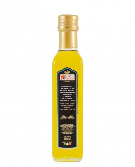 Condimento Aromatizzato al Tartufo Bianco, bott.media (dosi 100) 250 ml - Tartufi Alfonso Fortunati