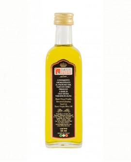 Condimento Aromatizzato al Tartufo Nero, bott.mignon (dosi 20) 55 ml - Tartufi Alfonso Fortunati