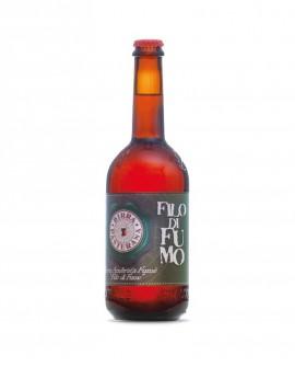 Birra Filo di Fumo - birra ambrata fumè - 75 cl - Birrificio Pasturana