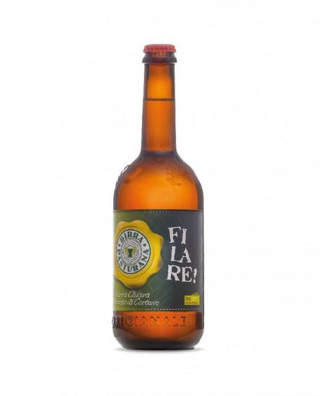 Birra Filare - birra arricchita con mosto di cortese di Gavi - 75 cl - Birrificio Pasturana