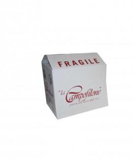Linguine al nero di seppia box 2 kg - La Campofilone