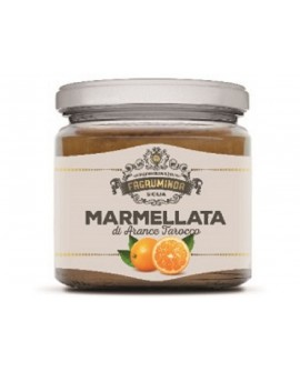 Marmellata di Arance Tarocco 230g - Fagruminda