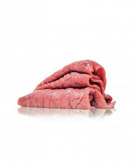 Fettine Secondo Taglio di Chianina 1 kg - Carni Pregiate Certificate - Tenuta Luchetti