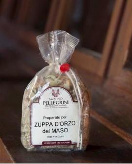 Zuppa orzo del maso con verdure - Linea Specialità - 300g - Molino Pellegrini