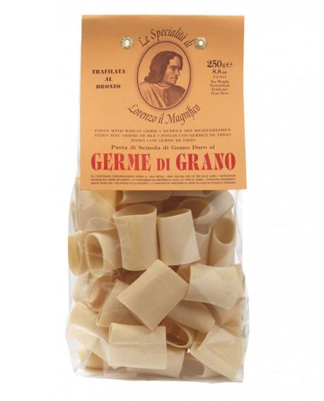 Paccheri 250 gr Lorenzo il Magnifico - pasta al germe di grano - Antico Pastificio Morelli