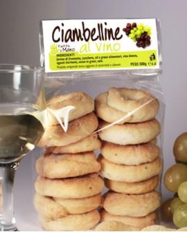 Ciambelline vino artigianali 250 g - Pasticceria Stefano Campoli
