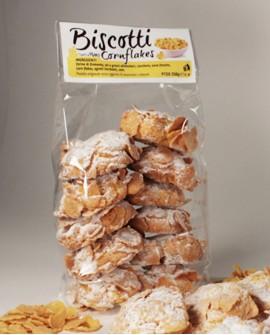 Biscotti corn flex artigianali 200 g - Pasticceria Stefano Campoli