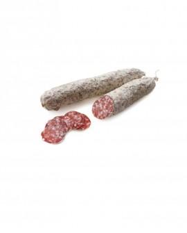 Salame di Cinta Senese intero 500 g - Stagionatura 10 mesi -  Salumeria di Monte San Savino