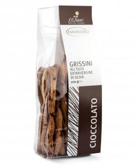 Grissini all'olio EVO Pandulivo Cioccolato - 200 g - Olearia San Giorgio
