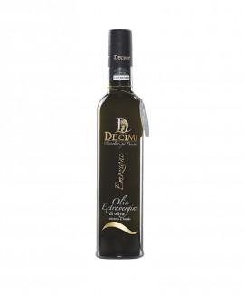 Olio extra vergine di oliva Emozione – Bottiglia da 500 ml – pacco bottiglie - Azienda Agraria Decimi