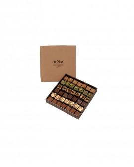 Cremini assortiti Scatola 25 pezzi - Cioccolateria Napoleone Pietro