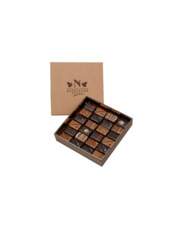 Speziati assortiti Scatola 24 pezzi - Cioccolateria Napoleone Pietro