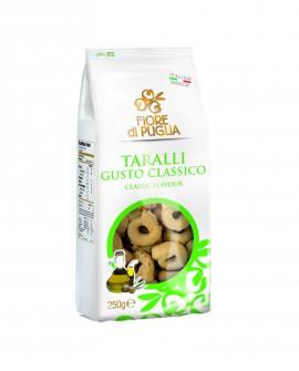 Taralli classici 250gr x 14 pz - Fiore di Puglia