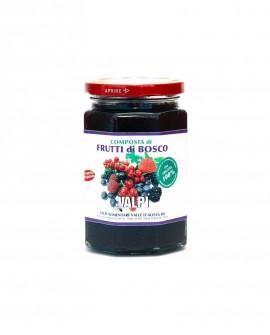 Composta frutti di bosco 330 g - Valpi