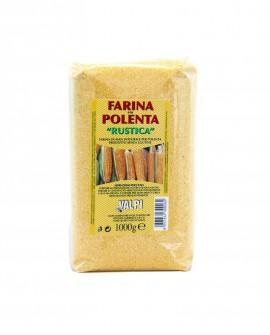 Farina per polenta rustica senza glutine 1000 g - Valpi