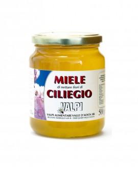 Miele ciliegio italiano 500 g - Valpi