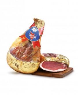 Prosciutto Toscano DOP sv addobbo 7 Kg - Stagionatura 4 mesi - Salumeria di Monte San Savino