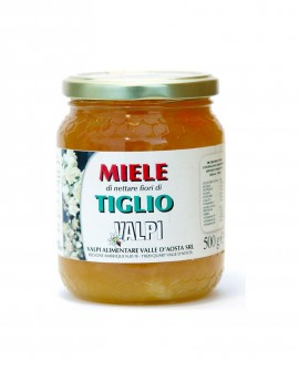 Miele tiglio italiano 500 g - Valpi