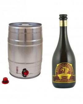 Birra Canapéa Aurea - Fusto da 20 litri - Birrificio Caligola