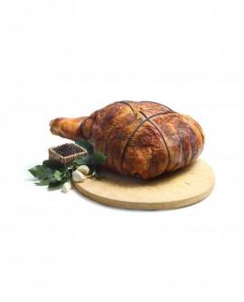 Prosciutto in Porchetta a legna intero - 8 Kg - Salumeria di Monte San Savino