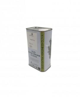 Olio Extravergine di Oliva Primitivo - Lattina Verde - 3000 ml - Podere San Bartolomeo