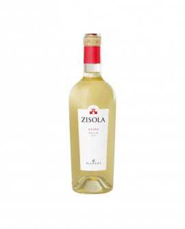 Azisa Bianco Sicilia DOC  2019 - 0,75 lt - Zisola - Mazzei 1435