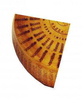 Parmigiano Reggiano Vacche Rosse razza Reggiana Stagionato 24-30 mesi - SV Quarto di forma 9,5 kg - Consorzio Vacche Rosse