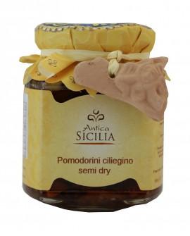 Pomodorini ciliegino semi-dry - 190 g - Antica Sicilia