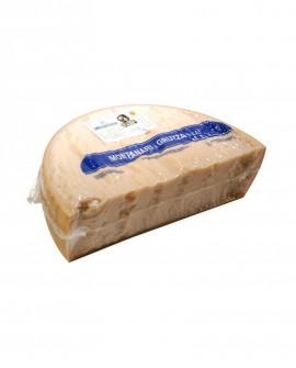 1/4 Forma SV Parmigiano Reggiano DOP classico mezzano rigato 13-14 mesi - 9,0-9,5 kg - Montanari & Gruzza