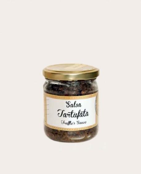 Salsa tartufata 1% tartufo 80g Gemignani Tartufi