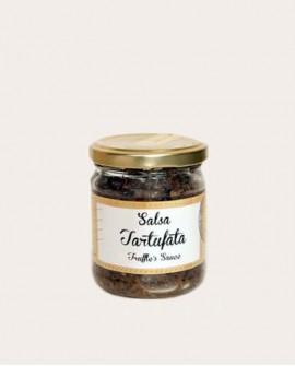 Salsa tartufata 1% tartufo 500g Gemignani Tartufi