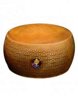 Forma intera Grana Padano DOP classico 22-24 mesi - 36-38 kg - Montanari & Gruzza