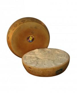 1/2 Forma SV taglio luna orizzontale Grana Padano DOP classico 16-18 mesi - 19 kg - Montanari & Gruzza