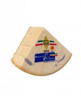 1/8 Forma SV Grana Padano DOP classico 14 mesi - 4,5-4,7 kg - Montanari & Gruzza