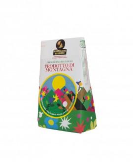 Punta doppia crosta SV Parmigiano Reggiano Prodotto di Montagna 24 mesi - 1 kg - Montanari & Gruzza