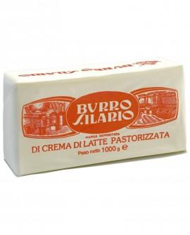 Burro Tradizionale S.ILARIO da panna italiana pastorizzata - panetto 1Kg - Montanari & Gruzza