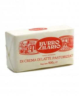 Burro Tradizionale S.ILARIO da panna italiana pastorizzata - panetto 500g - Montanari & Gruzza