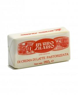 Burro Tradizionale S.ILARIO da panna italiana pastorizzata - panetto 250g - Montanari & Gruzza