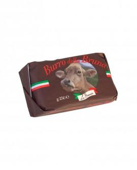 Burro DELLA BRUNA - Specialita - panetto 250g - Montanari & Gruzza