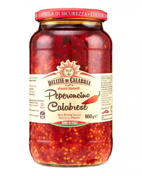 Peperoncino Calabrese Piccante - 950 g - Delizie di Calabria