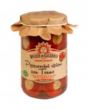 Peperoncini ripieni con Tonno - 920 g - Delizie di Calabria