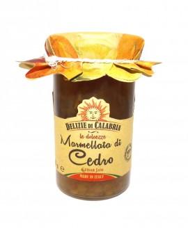 Marmellata di Cedro di Calabria - 290 g - Delizie di Calabria