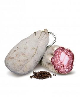 Salame Coglioni di Toro - 300g - Agrifood Toscana