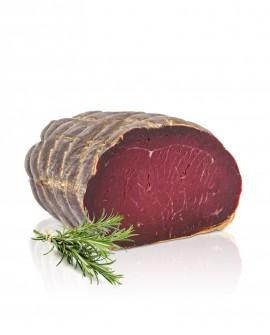 Prosciutto di Cervo senza osso Toscana - 1800 gr - Agrifood Toscana