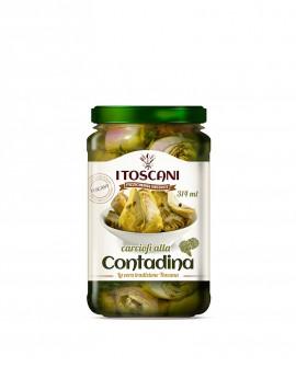Carciofi alla contadina - 314 ml - Agrifood Toscana